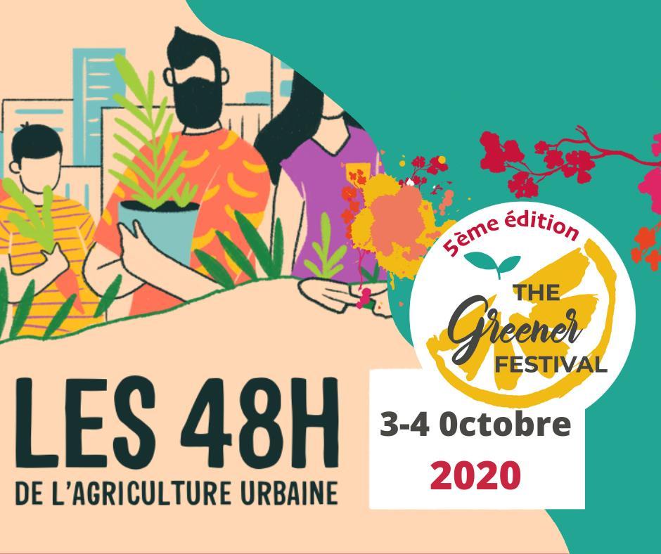 Les 48h de l'agriculture urbaine 2020